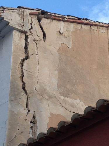 The Agent on this property in Spain did warn the vendors ......